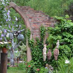 Gartenskulpturen