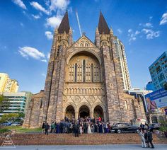 St John's Anglican Cathedral, Brisbane