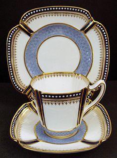 Antique Spode Copeland Cup, Saucer & Plate