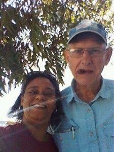 True meets her genealogy mentor, Dean Spratlan