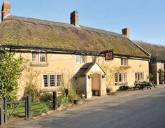 The Ilchester Arms, Symondsbury, Dorset