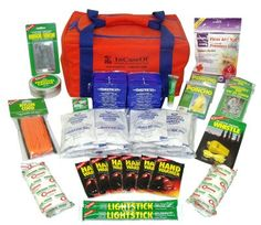 SafeGuard Basic - Two Person 72 hour Emergency Kit