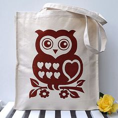simple screenprint design owl - Google Search