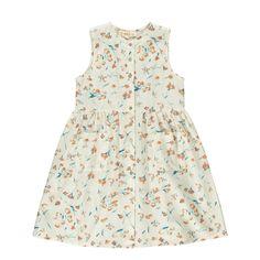 Goa Floral Organic Cotton Dress-product