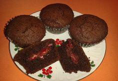 Csokis-meggyes muffin tekovacs konyhájából Muffin, Recipies, Breakfast, Food, Recipes, Morning Coffee, Muffins, Meal, Food Recipes