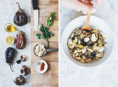 pate-berenjenas-veggieboogie-11 Creative Photography, Creativity, Eggplants, Recipes, Fotografia