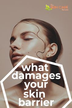 There are different factors that can damage the protective skin barrier and they include extreme weather conditions and more. Find out what damages your skin barrier at theskincarereviews.com #skinbarrier #damagedskin Organic Skin Care, Natural Skin Care, Dry Skin Remedies, Clear Skin Tips, Sensitive Skin Care, Healthy Skin Care, Extreme Weather, Weather Conditions, Factors