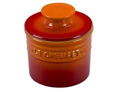 Le Creuset Butter Crock (Flame)