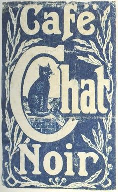 Cafe Chat Noir (franz.) Hermannstraße 29 40233 Düsseldorf  Dienstag bis Samstag: 10:00h - 24:00h,  Küche von 10:00h bis 16:00h und 18:00h bis 22:00h