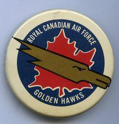 Royal Canadian Air Force Golden Hawks