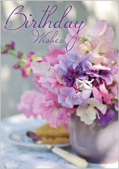Card Ranges » 3770 » Posy in Ceramic Pot - Abacus Cards - Greetings Cards, Gift Wrap & Stationery