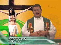 Salita ng Diyos, Salita ng Buhay (3 August 2013) @ TV Maria