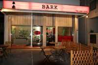 Cafe L & Bar Bark. A dog friendly cafe! FUN!