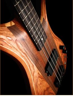 Eve Guitars, run by luthier Douglass Mullen, has introduced a new line of custom basses following a successful debut at the London Guitar Show in March of this year. The basses are constructed with hand-selected, sustainable materials from the east coast of Scotland. The company's focus in instrument making is as much on ergonomics, weight...