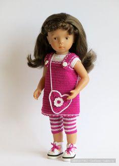 Приглашаем в путешествие. Игровые куклы Käthe Kruse. Minouche. Игрушки своими руками / Sylvia Natterer, Сильвия Наттерер. Коллекционно-игровые куклы / Бэйбики. Куклы фото. Одежда для кукол