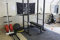 Best garage gym images lift heavy powerlifting weight lifting