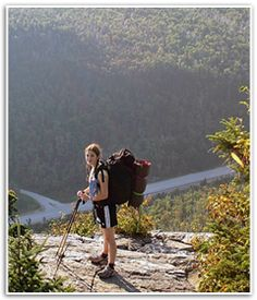 Hike the Appalachian Trail - conservancy website, includes links to sites with tips and other hikers journals etc