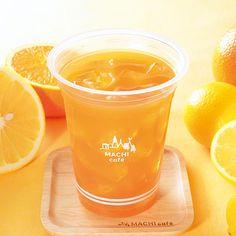 マチカフェから「アイスシトラスティー」が登場♪レモン、グレープフルーツ、オレンジを使用した爽やかなアイスティーです(^^) http://lawson.eng.mg/9e59b