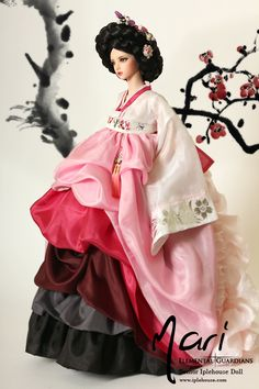 Iplehouse Mari.  This doll is simply gorgeous.