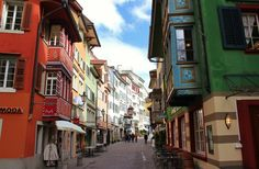 Zurich self-guided walking tour: Strolling the beautiful lanes