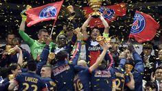 Le #PSG Remporte La Coupe De La Ligue face au #LOSC et s'offre un doublé– Les Buts