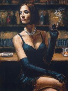Fabian Perez brunt at bar painting is available for sale; this Fabian Perez brunt at bar art Painting is at a discount of off. Fabian Perez, Bar Art, Selling Art Online, Illustrations, Japanese Girl, Designer Collection, Cheers, Art Gallery, Fine Art