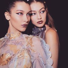 Gigi and Bella