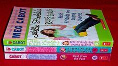 3 Allie Finkle's Rules for Girls Meg Cabot Chapter Books