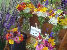 farmers market flowers | Farmer's Market Flowers Local Products Farmer's Market