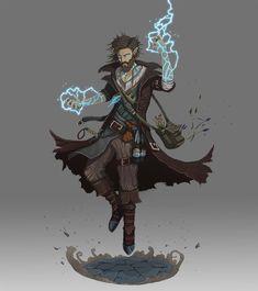 Storm sorcerer