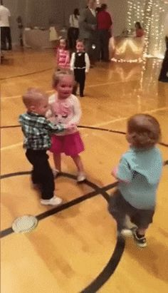 GIF I want to dance with you