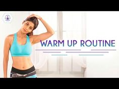 A few gentle warm-up exercises by shilpa shetty kundra to make your workout more effective and also prevent injury Health And Fitness, Fitness Man, Fitness Tips For Men, Senior Fitness, Yoga Fitness, Fitness Motivation, Health App, Quick Morning Workout, Workout Warm Up