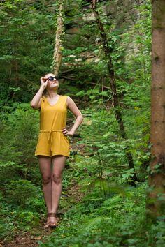 - Mango Overall, Zara Heels und Miu Miu Tasche im Großstadt-Dschungel - yellowgirl der DIY und lifestyle Blog