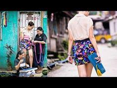 The Filipino Women Turning Rags into High Fashion - http://notexactlythenews.com/2014/02/21/docudrama/the-filipino-women-turning-rags-into-high-fashion/