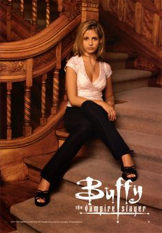 Ok, loved her outfits, sarah michelle gellar from Buffy