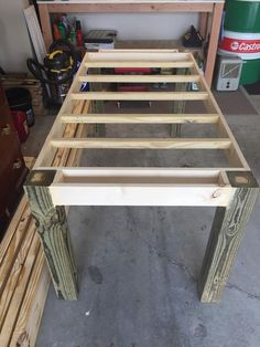 Learn Woodworking how to make your own farmhouse table, how to, painted furniture, woodworking projects, All framed up Easy Woodworking Projects, Woodworking Bench, Diy Wood Projects, Furniture Projects, Popular Woodworking, Carpentry Projects, Woodworking Shop, Woodworking Articles, Woodworking Techniques
