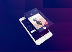 """Check out my @Behance project: """"Dating App Design"""" https://www.behance.net/gallery/55111783/Dating-App-Design"""