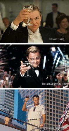 One thing I noticed in the new Wolf of Wall Street trailer. Leo, at it again. Young Leonardo Dicaprio, Leonardo Dicaprio Wall Street, Leonardo Dicaprio Quotes, Leonardo Dicapro, Street Quotes, Jack Dawson, Camila Morrone, Effects Photoshop, Wolf Of Wall Street