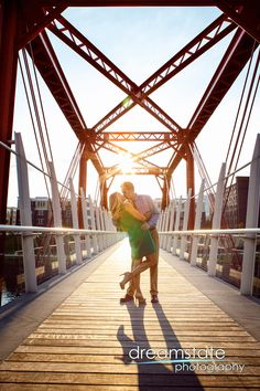des moines engagement photography – Kelsey & Nick