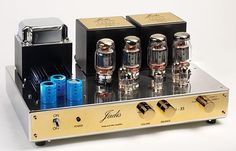 Jadis I-35 integrated amplifier | Stereophile.com