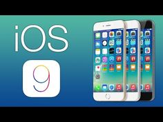 """iOS 9 """"Concept"""" - YouTube I think this is an amazing video that shows alot of good concepts for IOS 9 that I hope Apple includes in IOS 9."""