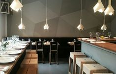 Woodstockholm Matbare - Google Search Stockholm Restaurant, Conference Room, Dining, Google Search, Table, Restaurants, Spaces, Furniture, Home Decor