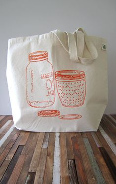 On Sale, White Silver Moon grocery tote, polyester cotton bag ...