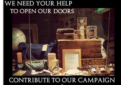 Please help us open our doors by donating to our campaign or spreading the word!