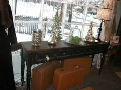 Console Table Option cnsltbl