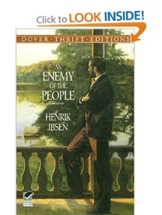 An Enemy of the People (Dover Thrift Editions): Henrik Ibsen: 9780486406572: Amazon.com: Books