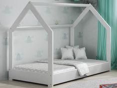 Bett Für Kinder Kinderbett Kinderhaus #Holzbett #Hausbett #Holz #Babybett