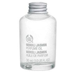 The Body Shop - Neroli Jasmin Perfume Oil 30ml