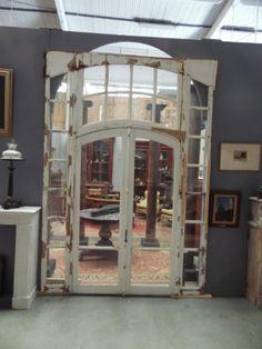 5 doors oakk to separate the room