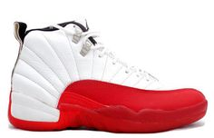 "Air Jordan XII ""White/Red"""